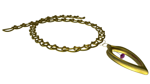 chain gold chain necklace