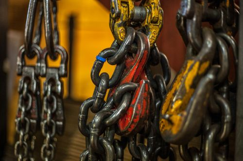 chain hook heavy