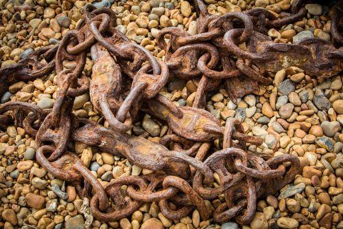 chain rust metal