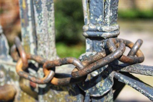 chain  castle  goal