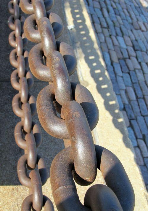chain chain links big