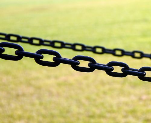 chain link chain link