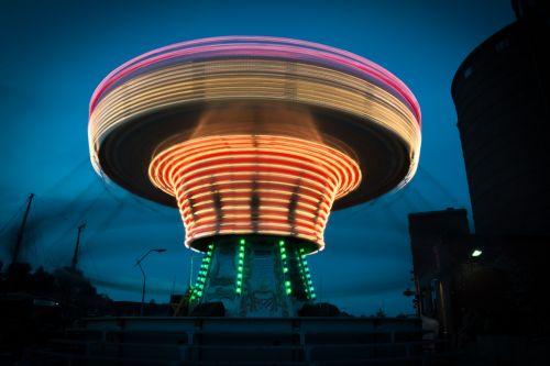 chain carousel carousel oktoberfest
