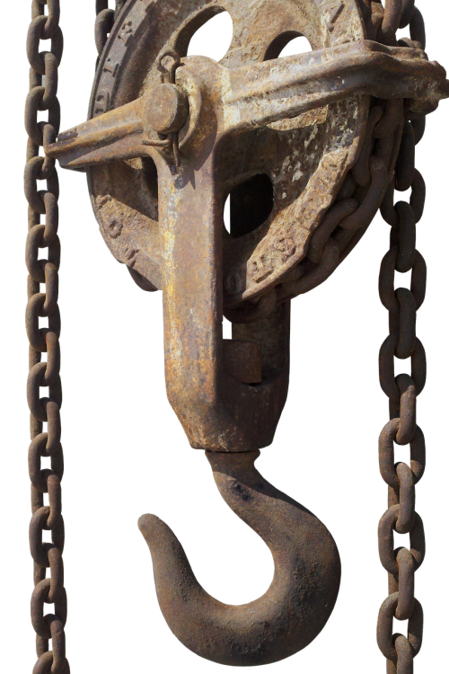 chain hoist chain hook