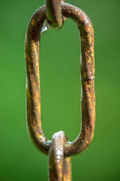 chain link round link chain chain