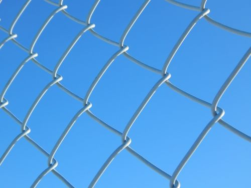 chain link fence chain
