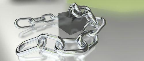 chains 3d string