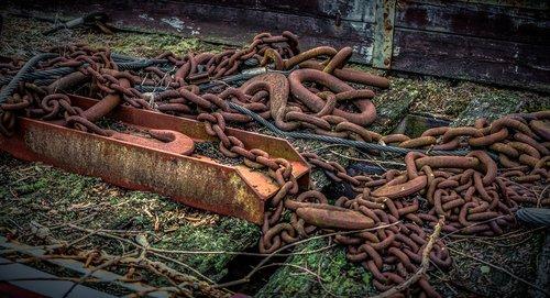 chains  hack  iron