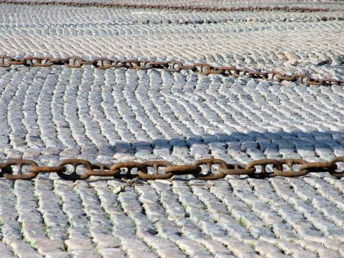 chains big links