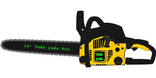 chainsaw saw tool