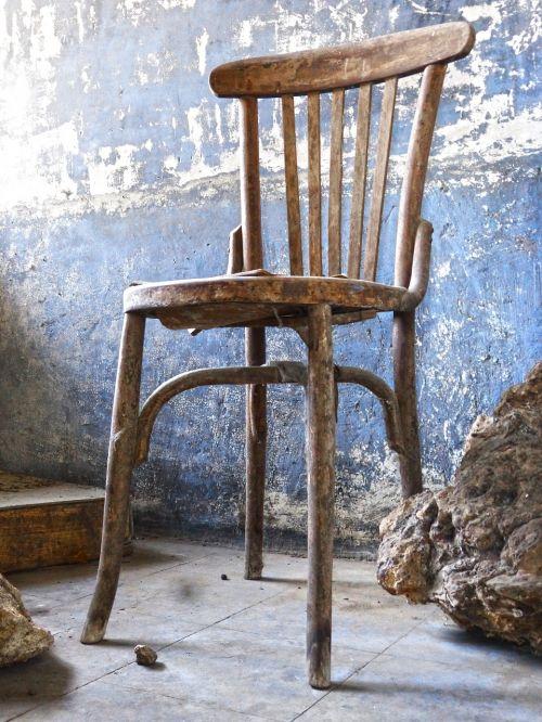 chair old vintage