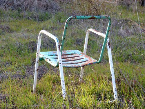 chair metaphor symbol
