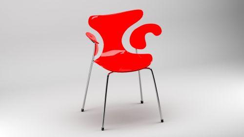 chair 3d furniture