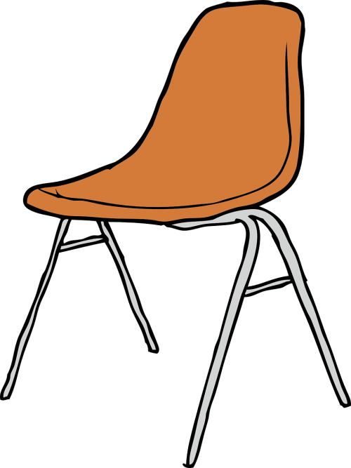 chair sitting seat