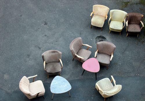chair vintage coctail armchair
