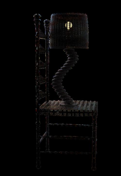 chair lamp light