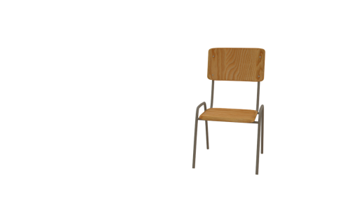 chair school seating