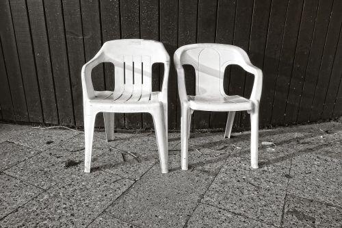 chair garden chair white chair