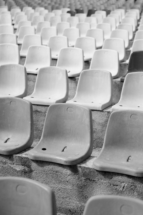 chair  audience  chairs