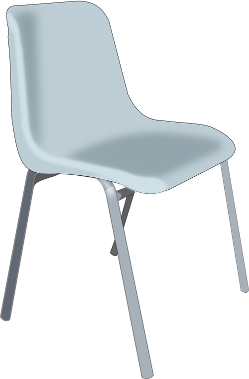 chair furniture moulded