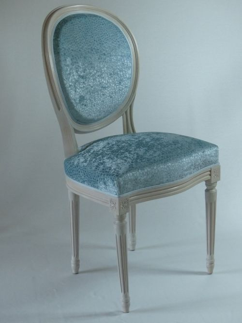 chair upholsterer medallion