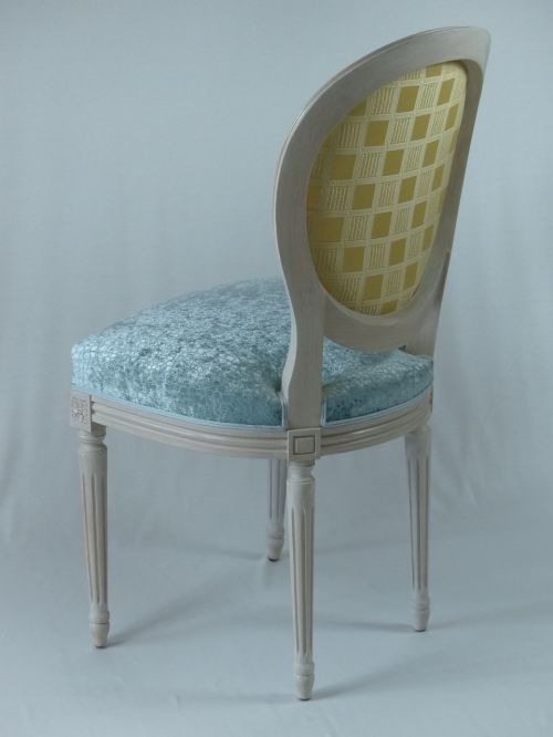 chair medallion fabric