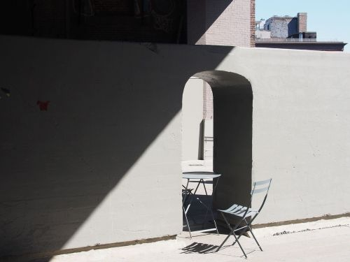 chair geometry architecture