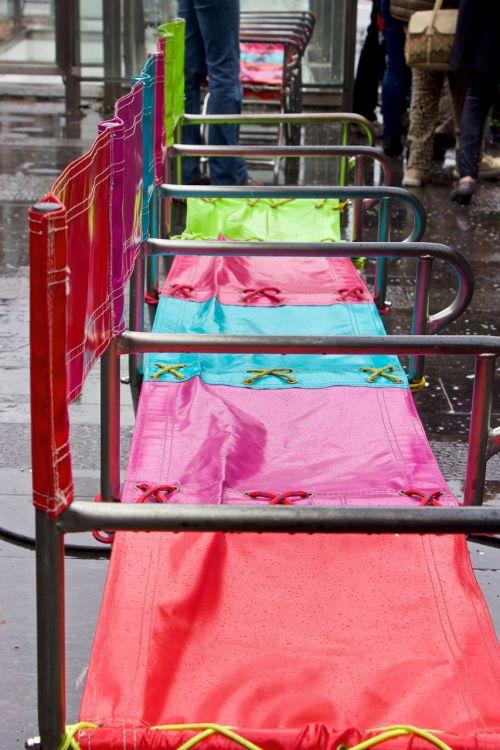 chair rain color