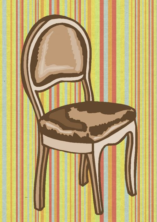 chair design old