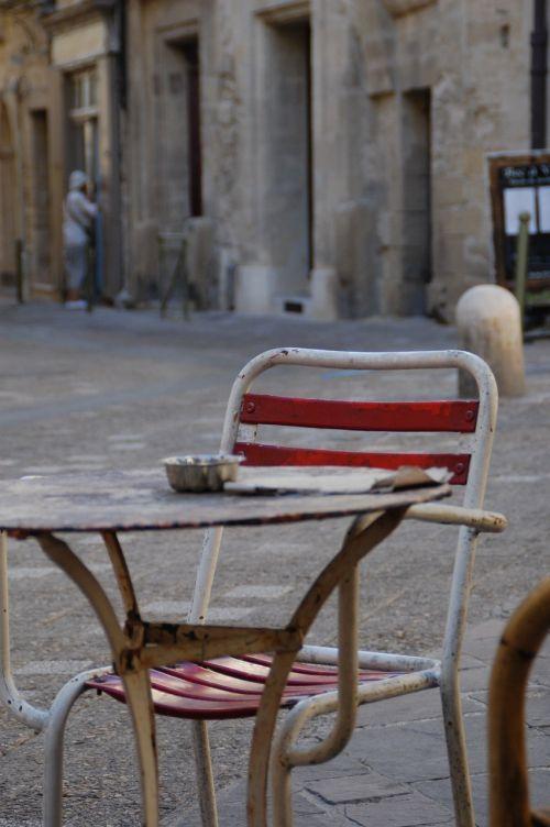 chair sit calm