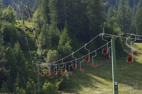 chairlift lift ski lift