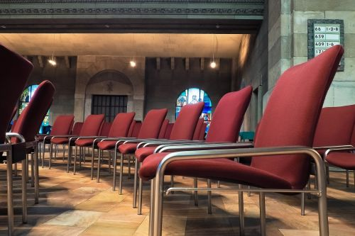 chairs church series