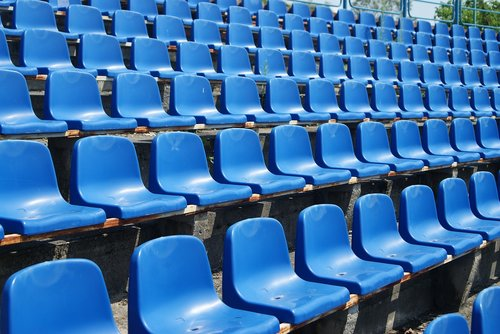 chairs  stadion  places