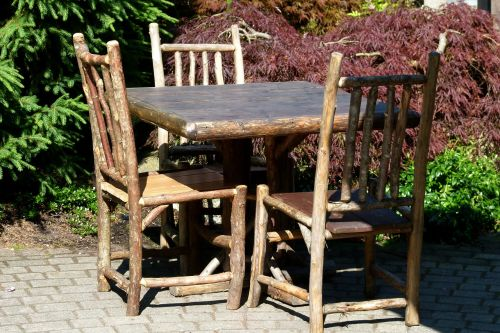 chairs table furniture