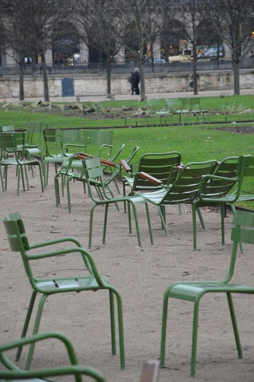 chairs winter garden luxembourg