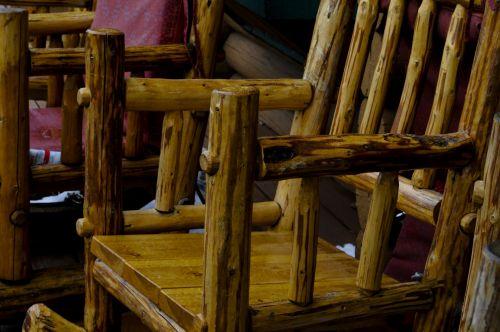 kėdė, medis, žurnalas, mediena, filialai, hardy, kajutė, kaimiškas, kaimas, sėdi, sėdynė, kėdės iš medžių šakų