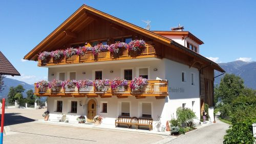 chalet italy bruneck