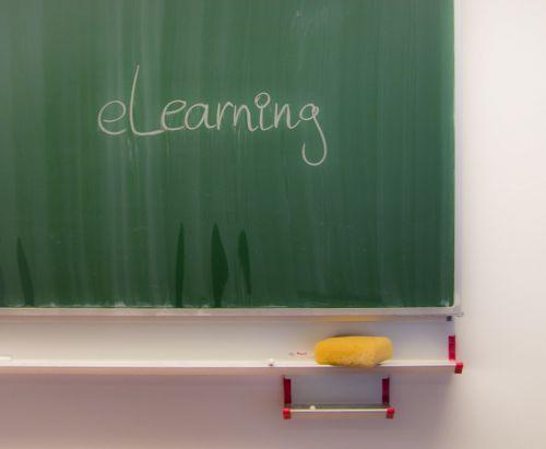 chalkboard school learning
