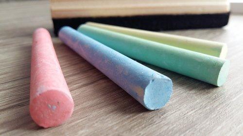 chalks  draft  colors