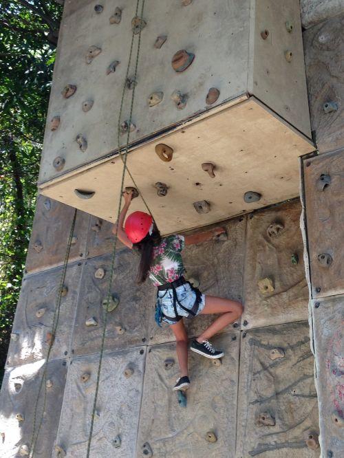 challenge decision climbing