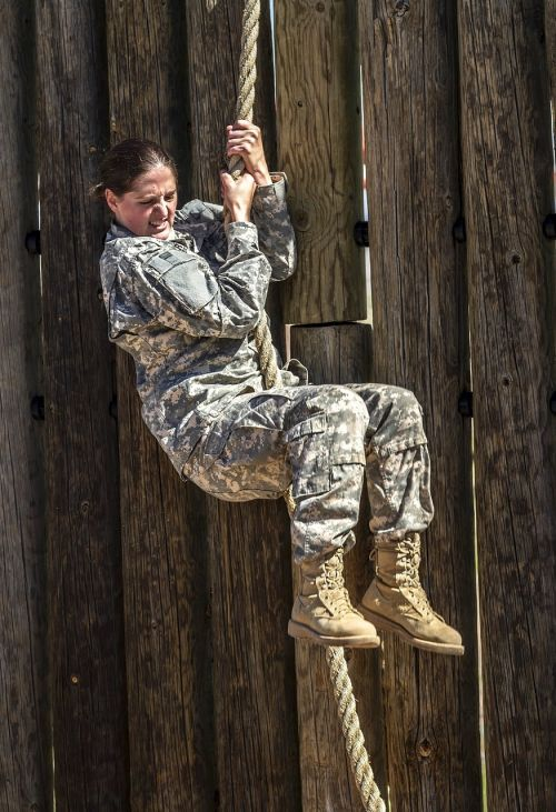 challenge soldier military