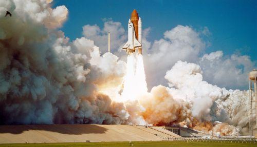 Challenger erdvėlaivis,paleisti,misija,astronautai,pakilimas,raketos,erdvėlaivis,dangus,Orbita,tyrinėjimas,erdvėlaivis,skrydis,pakilkite,NASA