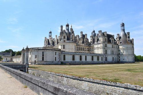 chambord château de chambord channel