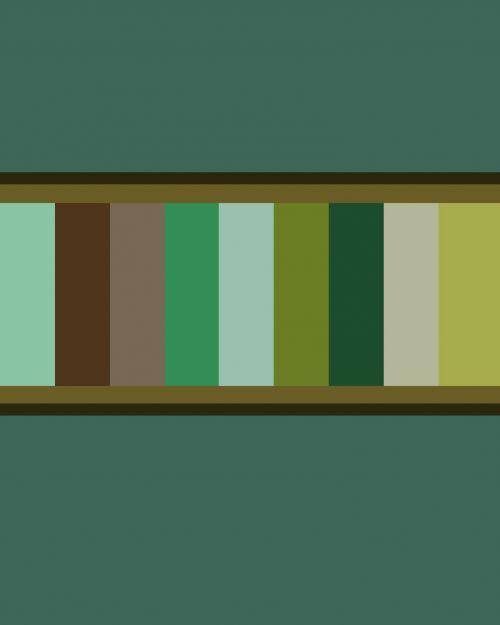 Chameleon Color Palette