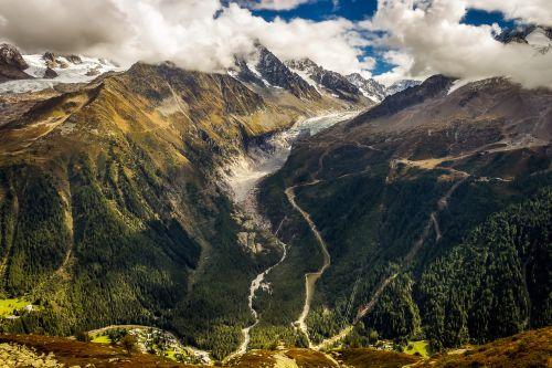 chamonix france mountains