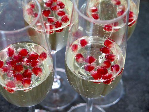 champagne aperitif alcohol