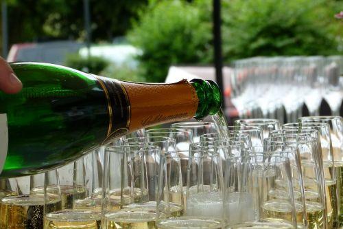 champagne semi sparkling wine flute