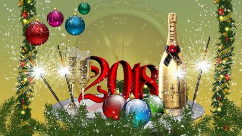 champagne sylvester 2018