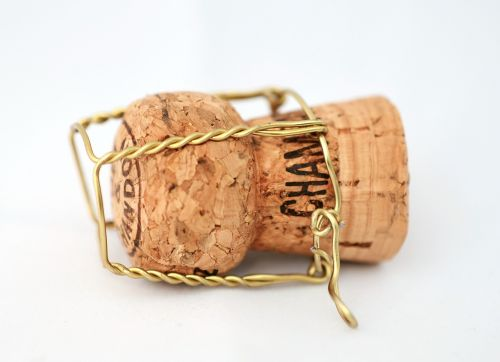 champagne cork luxury