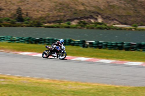 speedway race motorcycle